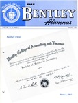 Volume 06 Issue 03 - Spring 1964 by Bentley University