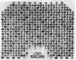 Graduating Class Photo, Day Division, 1956 by Bentley University