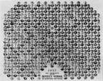 Graduating Class Photo, Day Division, 1957 by Bentley University