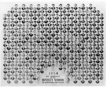 Graduating Class Photo, Day Division, 1958 by Bentley University