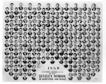 Graduating Class Photo, Evening Division, 1958 by Bentley University