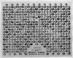 Graduating Class Photo, Day Division, 1959 by Bentley University