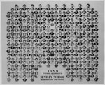 Graduating Class Photo, Evening Division, 1959 by Bentley University